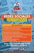 I Jornadas Virtuales de Ciencias de la Comunicación: Redes sociales como plataforma de los espacios colaborativos