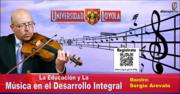 La Educación y la Música en el Desarrollo Integral