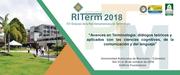 XVI Simposio de la Red Iberoamericana de Terminología - RITerm