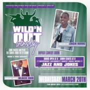 Wild N' Out Winsday at Jazz and Jokes