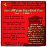 3rd Annual Toy Drive Express