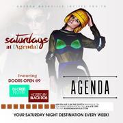 Saturdays at Agenda