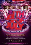 Omega Psi Phi Pre-4th of July Bash