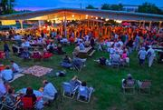 Cenntennial Park Big Band Dances