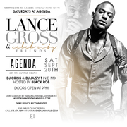 Lance Gross and Celebrity Friends