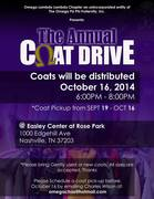 The Annual Coat Drive and Distribution