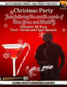 Battleground Christmas with Live Jazz with Chris Green and Studio G