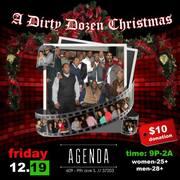 Dirty Dozen Christmas Party