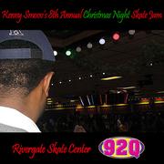 8th Annual Christmas Night Skate Jam at Rivergate Skate Center