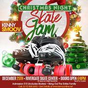 Christmas Night Skate Jam