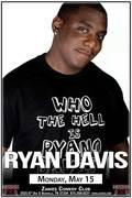 Ryan Davis at Zanies