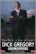 Dick Gregory at Zanies