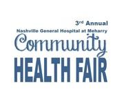 Nashville General Hospital Community Health Fair
