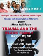 Trauma and the Black Family