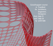 arch+lab launches Grasshopper courses in Frankfurt am Main