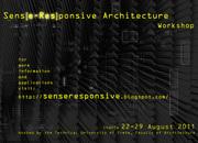 Sens[e-Res]ponsive Architecture Workshop