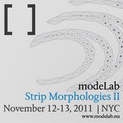 modeLab Strip Morphologies II Workshop | 2011.11.12-13 | NYC