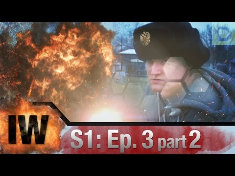 Imaginary Warzone - S1: EP 3 Part 2 - The Legend of Mason Alexander