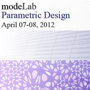 modeLab Parametric Design Workshop | NYC