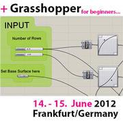 Grasshopper Course in Frankfurt am Main by arch+lab