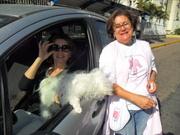 Pedágio Solidário da RFCC de Itajaí apoio da RBS 13 de Agosto 021