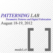 PATTERNING LAB: Parametric Patterns and Digital Fabrication