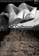 NUS DIGITAL Craftsmanship in Architecture Exhibition