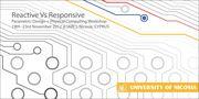 Reactive vs Responsive - Parametric Design + Physical Computing Workshop