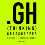 .GH {THINKING} GRASSHOPPER . University of Alicante / SPAIN