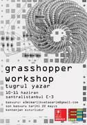 Grasshopper Workshop @ İstanbul Bilgi University