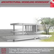 Architectural Modeling in Rhino Workshop