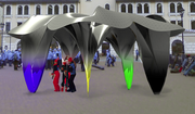 RoboFold Workshop: Winter Olympics Pavilion Design