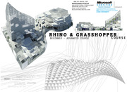 Rhino & grasshopper beginner-advanced course, Cairo, Egypt