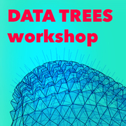 DATA TREES : computational design workshop