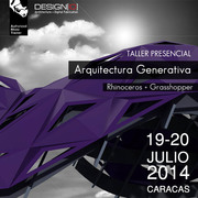 Workshop Arquitectura Generativa Rhino+Grasshopper
