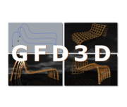 Generative Furniture Design GFD3D, Miami, US