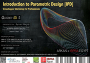 INTRODUCTION TO PARAMETRIC DESIGN [IPD]