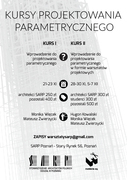 Kursy projektowania parametrycznego
