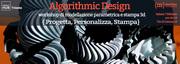 Alghortimic Design and 3d Printing