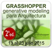 2ª edición Workshop de Grasshopper para Arquitectura