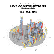 International workshop LIVE CONSTRUCTIONS