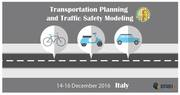 Transportation Planning and Traffic Safety Modeling