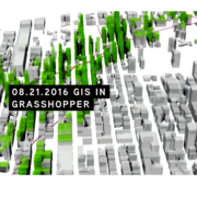 GIS to Grasshopper Workflow in Los Angeles