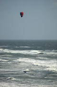 Kite Surfing - Jump