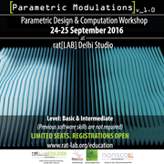 Parametric Modulations V1.0 by rat[LAB]EDUCATION