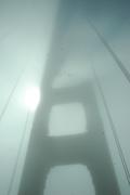 Golden Gate Bridge and Fog