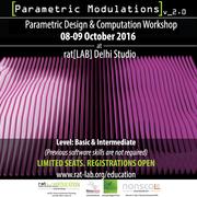 Parametric Modulations V2.0 by rat[LAB]EDUCATION