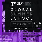 IAAC Global Summer School 2017 - New York
