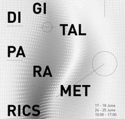 DIGITAL PARAMETRICS Rhino3D + Grasshopper