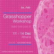 Grasshopper Workshop //Introduction to parametric design.
